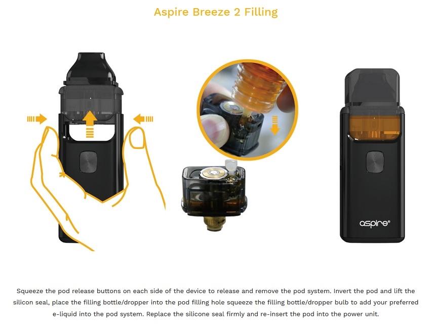 Breeze 2 Kit by Aspire