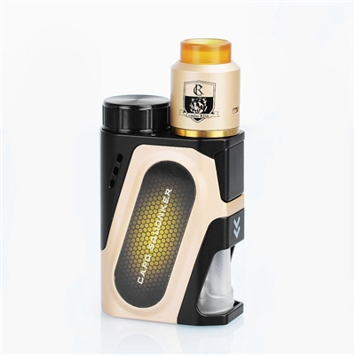 The Capo Squonker Kit 100W by IJOY (Out of Stock)