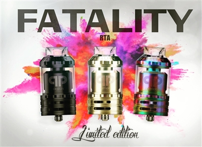 Fatality RTA Limited Edition by QP Design (Out of stock)