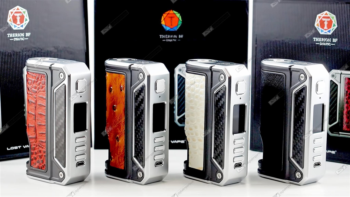 Lost Vape Therion DNA75 BF Squonker