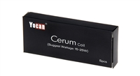 Cerum Replacement Coils by Yocan