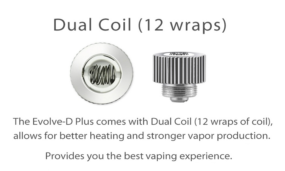 Evolve D Plus Kit by Yocan