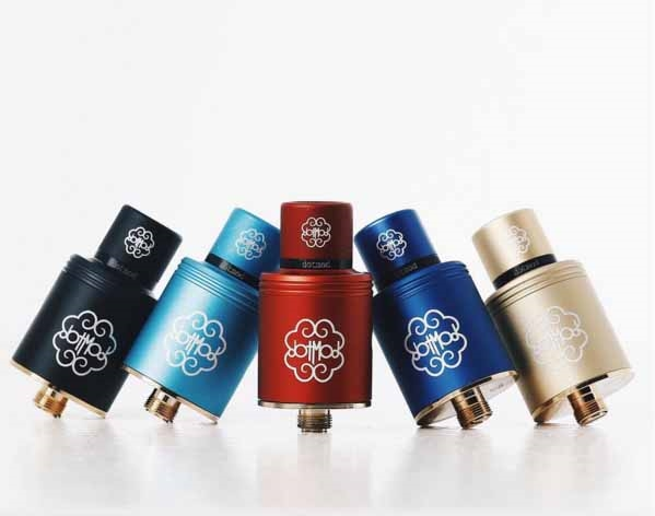 Petri DotMod RDA 1 5v (Authentic) (Only Gold, Pink, and Purple)