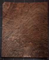 Walnut Claro USA Marbled Curl wood veneer