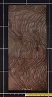 Walnut USA Angelstep Quilt wood veneer