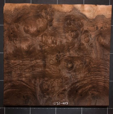 Walnut Claro USA Burl wood veneer