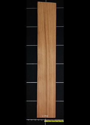 Larch European QC Stripe .7mm wood veneer