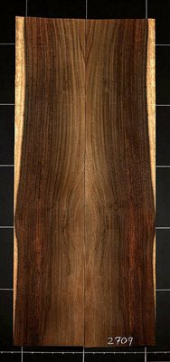 Rosewood Brazilian Black wood veneer