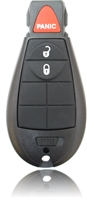 New Keyless Entry Remote Key Fob For a 2012 Chrysler Town & Country w/ 3 Buttons