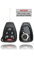 2006 Chrysler Town & Country key fob replacement