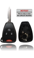 2009 Dodge Nitro key fob replacement