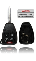 2004 Dodge Grand Caravan key fob replacement