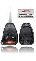 2009 Dodge Ram 2500 key fob replacement