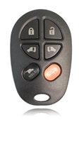 New Keyless Entry Remote Key Fob For a 2010 Toyota Sienna w/ 6 Buttons
