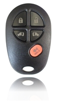 New Keyless Entry Remote Key Fob For a 2012 Toyota Sienna w/ 5 Buttons