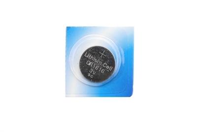 CR1616 Lithium Coin Battery | 3V Extra Long Life | Key Fob ...