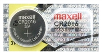 CR2016 Lithium Coin Battery | 3V Extra Long Life | Key Fob Battery