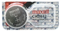 CR2032 Lithium Coin Battery | 3V Extra Long Life | Key Fob Battery