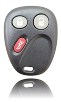 New Key Fob Remote For a 2007 Buick Rainier w/ 3 Buttons & Programming