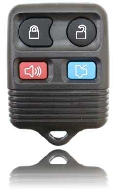 New Key Fob Remote For A 2003 Lincoln Aviator W 4 Buttons Programming