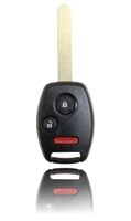 New Keyless Entry Remote Key Fob For a 2007 Honda Pilot w/ 3 Buttons