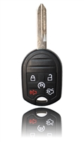 New Keyless Entry Remote Key Fob For a 2015 Ford Taurus w/ 5 Buttons