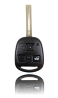 New Keyless Entry Remote Key Fob For a 1999 Lexus LS400 w/ 3 Buttons
