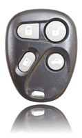 New Keyless Entry Remote Key Fob For a 2000 Cadillac Eldorado w/ 4 Buttons
