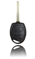 New Keyless Entry Remote Key Fob For a 2012 Ford Fiesta w/ 3 Buttons