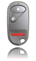 New Key Fob Remote For a 2001 Honda Civic w/ 3 Buttons & Programming
