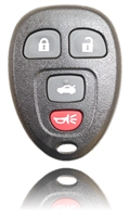New Key Fob Remote For a 2008 Cadillac DTS w/ 4 Buttons & Programming