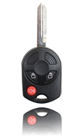 New Key Fob Remote For a 2007 Ford Edge w/ 3 Buttons & Programming