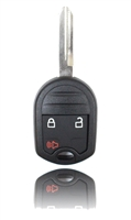 New Keyless Entry Remote Key Fob For a 2012 Ford F-250 w/ 3 Buttons