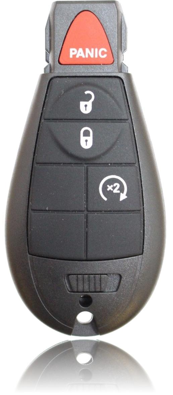 NEW Keyless Entry Remote Key Fob For a 2009 Dodge Grand Caravan w// Program Inst
