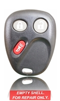 New Keyless Entry Remote Key Fob Shell Case For a 2003 Chevrolet Silverado 2500
