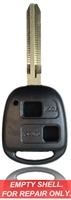 New Keyless Entry Remote Key Fob Shell Case For a 2002 Toyota Avalon