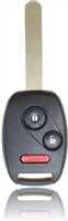 New Keyless Entry Remote Key Fob For a 2012 Honda Civic w/ 3 Buttons