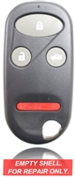 New Keyless Entry Remote Key Fob Shell Case For a 2000 Honda S2000