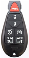 New Keyless Entry Remote Key Fob For a 2011 Chrysler Town & Country w/ 7 Buttons