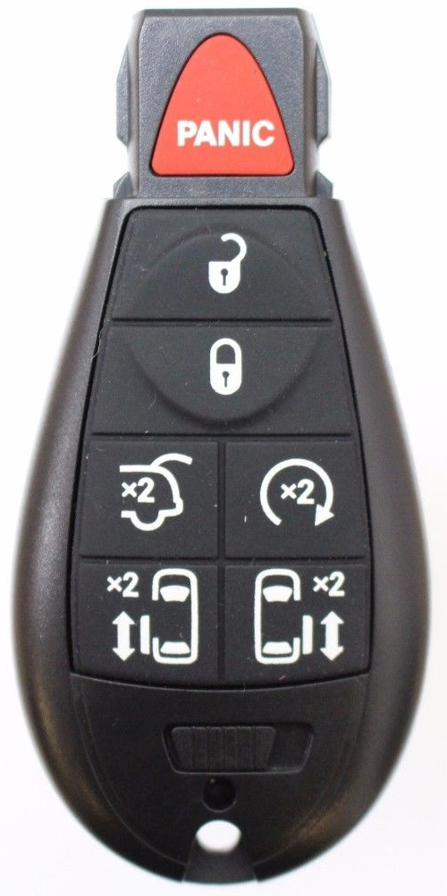 New Keyless Entry Remote Key Fob For a 2011 Dodge Grand ...
