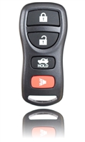 New Key Fob Remote For a 2005 Nissan 350Z w/ 4 Buttons & Programming