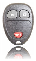 New Keyless Entry Remote Key Fob For a 2012 GMC Sierra w/ 3 Buttons