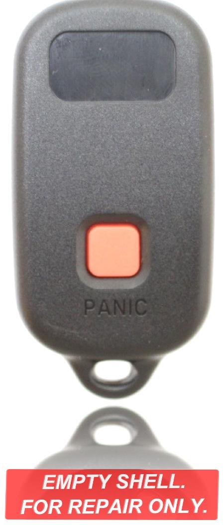 New Key Fob Remote Shell Case For a 2008 Pontiac Vibe w/ 3 ...