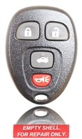 New Keyless Entry Remote Key Fob Shell Case For a 2008 Chevrolet Impala