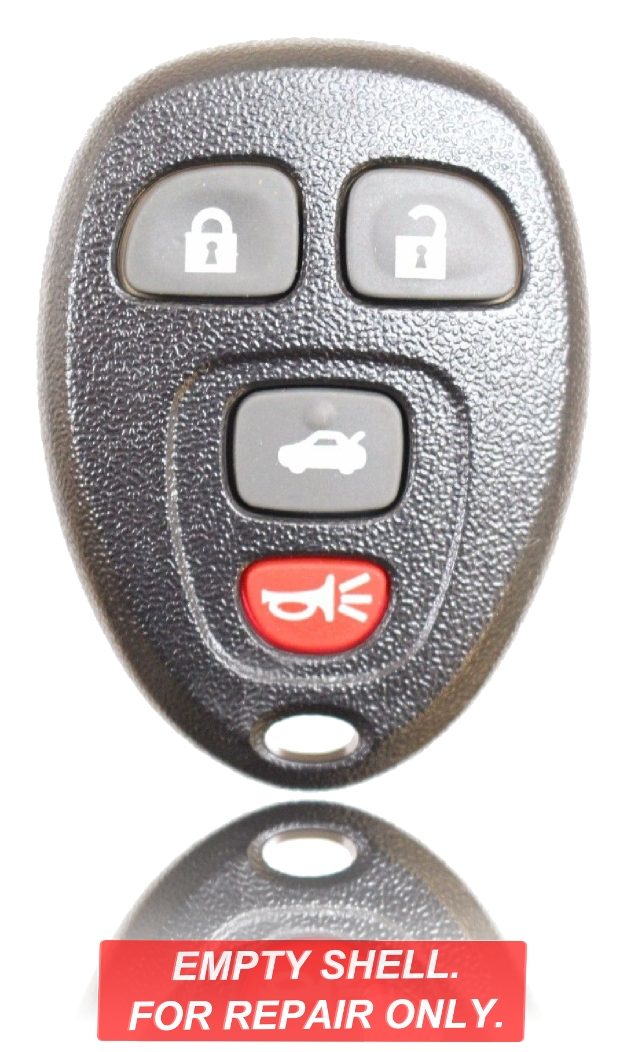 Key Fob Shell Case For A 2006 Cadillac Dts View Larger Photo