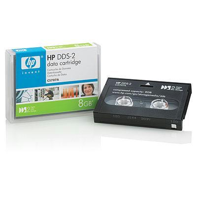 Dds 2 8GB 120m Data Cartridge