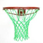 Basketball Net Lime Green