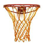 Basketball Net Orange