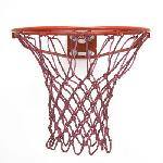 Basketball Net Crimson Red