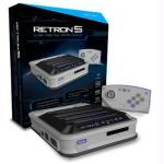 RetroN5 Hyperkin 5in1 Cnsl Gry